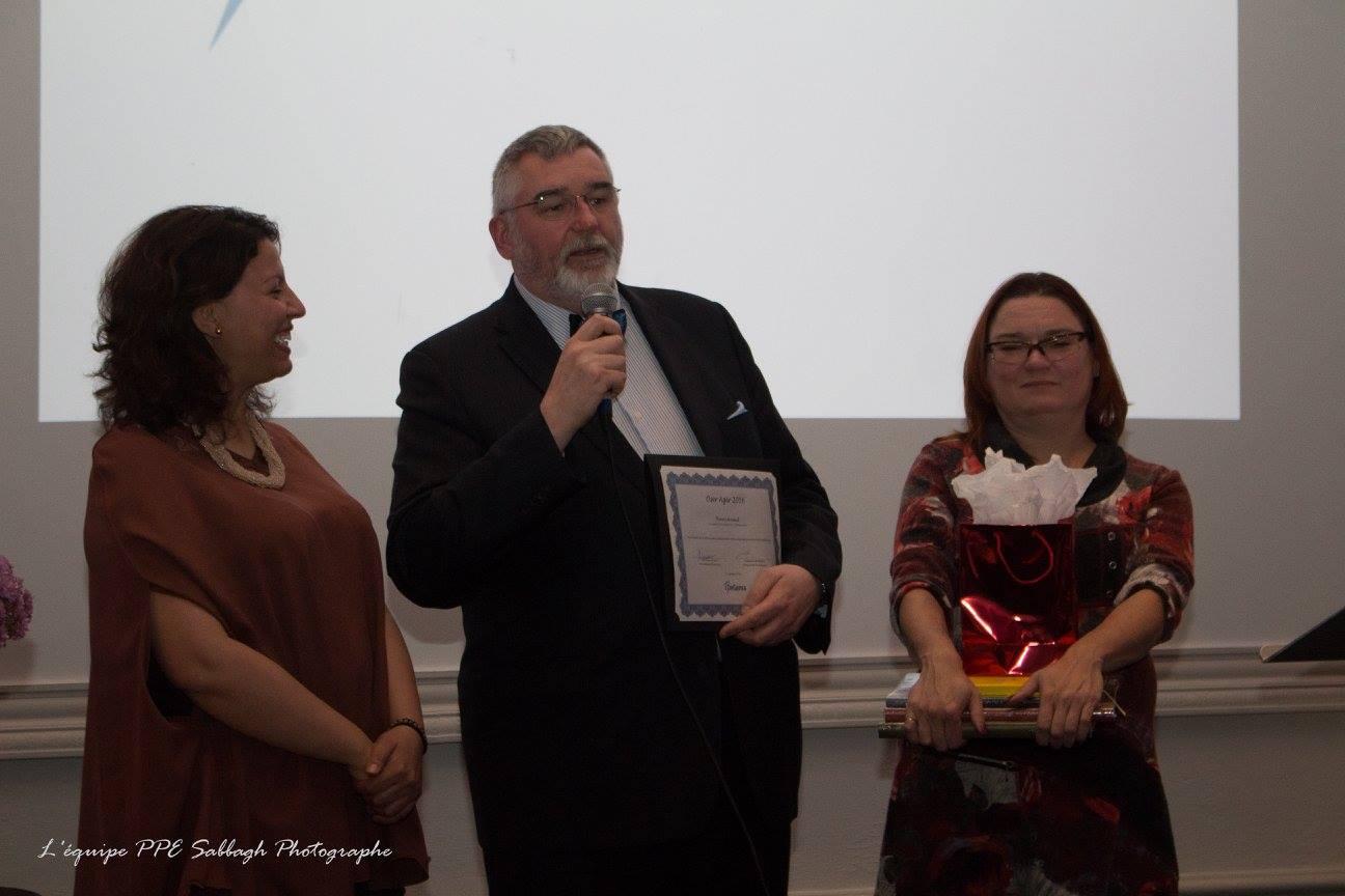 Gala OserAgir 2016 - Les lauréats