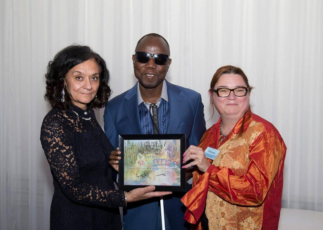 Gala OserAgir 2017 - Les lauréats