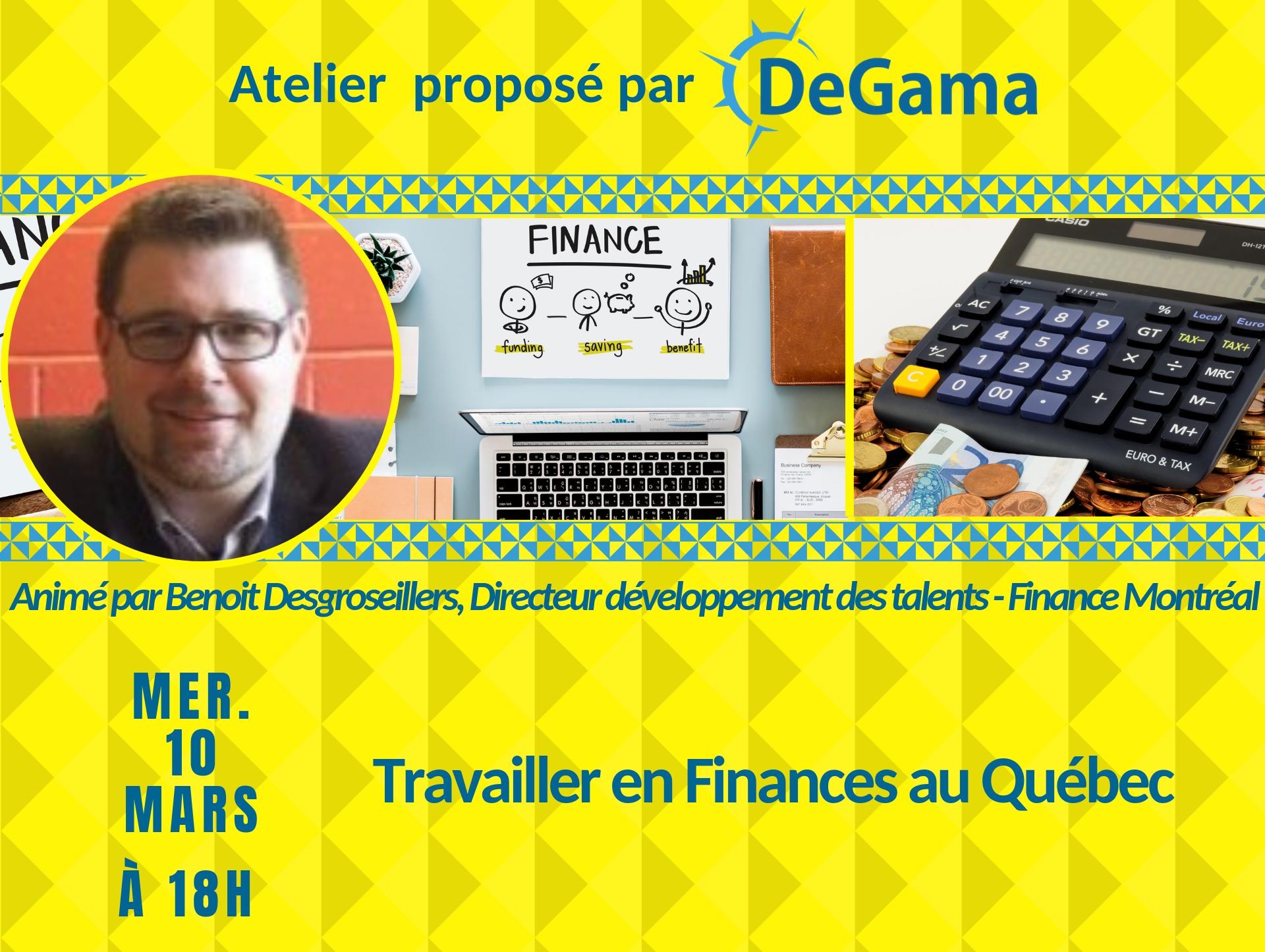 24ac027b032 Vous êtes nombreux à vouloir travailler dans le domaine des finances au  Québec.